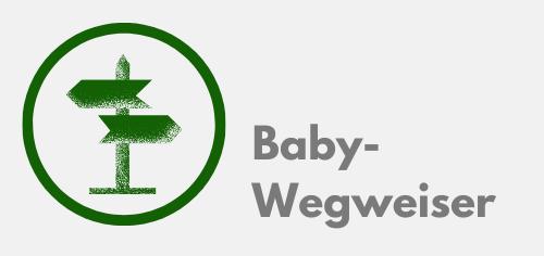 Baby-Wegweiser